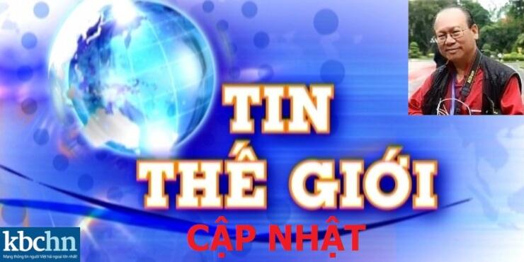 TIN THẾ GIỚI CẬP NHẬT:23/10/2021 - Nam Giang tổng hợp