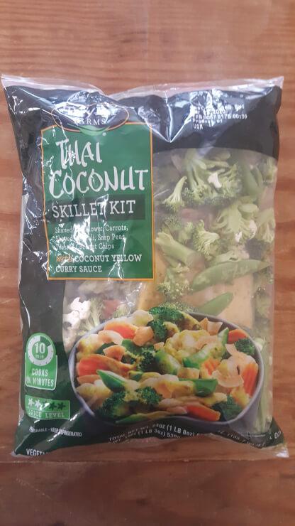 Thai Coconut Skillet Kit